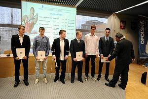 Młodzi sportowcy z Opolszczyzny docenieni [ZDJĘCIA]