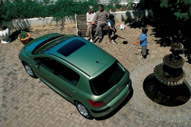 Peugeot 307 5d (2000-2008)