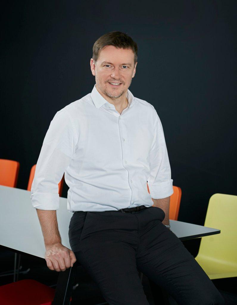 Rafał Plutecki, szef Campus Warsaw