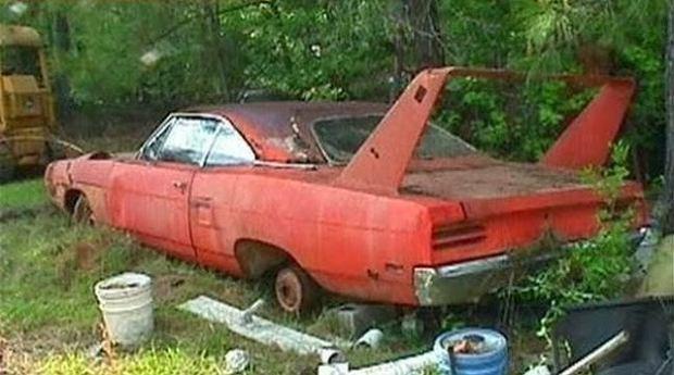 Plymouth Roadrunner Superbird