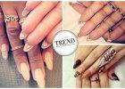Flip Manicure - nowa moda na stylizacj� paznokci. Zamiast malowa� je na zewn�trz, ozdabiamy p�ytk� od spodu!