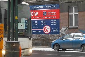 Autobusowa wojna cenowa. Tylko 6 z� za bilet do Krakowa