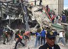 Meksyk. Trzęsienie ziemi. Dlaczego oni mają pecha?