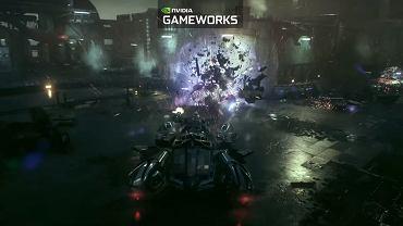 Batman: Arkham Knight z wykorzystaniem Nvidia GameWorks