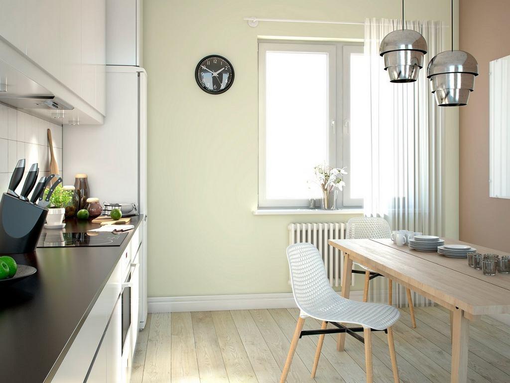 Jaką wybrać farbę do kuchni?
