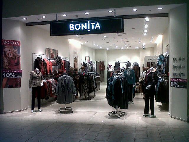 682e5d5efa BONITA - nowy sklep w Wola Park!