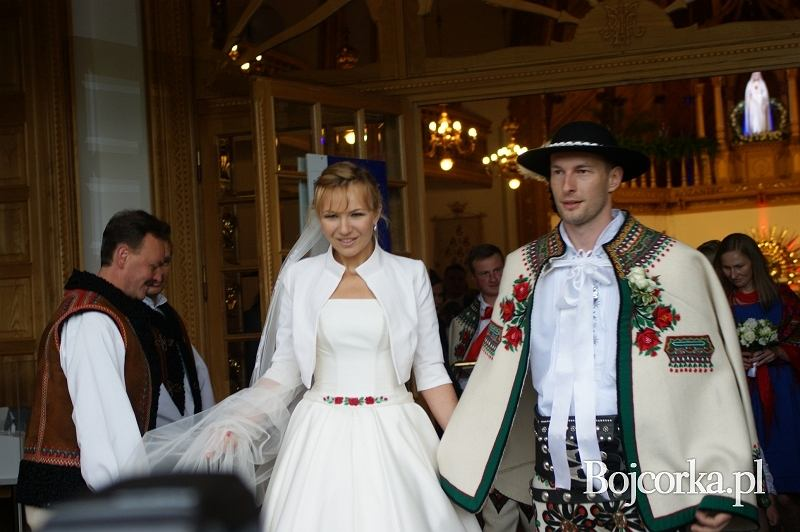 Anna Guzik Wzięła ślub Ceremonia Odbyła Się W Zakopanem I Miała