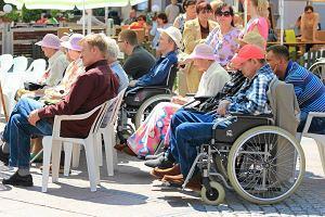 Pomoc dla os�b starszych i chorych
