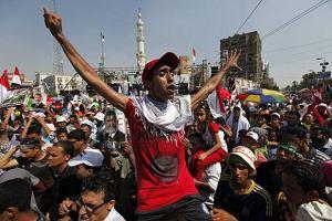 Egipt. Tymczasowy prezydent og�osi� fiasko zagranicznej mediacji