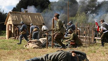 Rekonstrukcja bitwy z 1920 roku