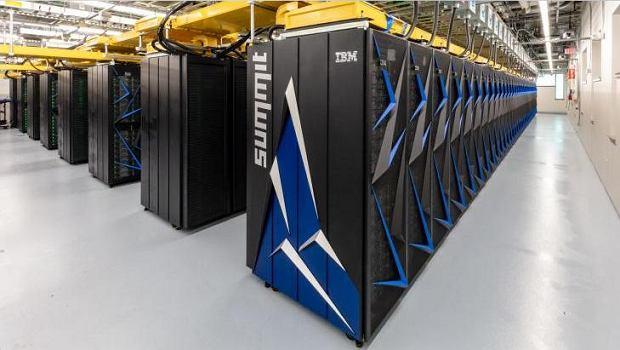 Superkomputer Summit