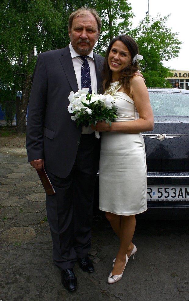 Andrzej Grabowski i Anita Kruszewska
