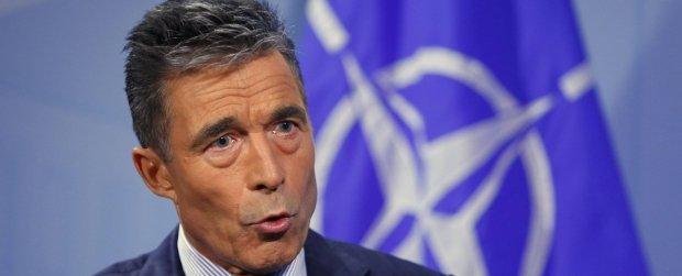 """""""Ukraina zostanie cz�onkiem NATO, je�li tego zechce i je�li spe�ni konieczne kryteria"""""""