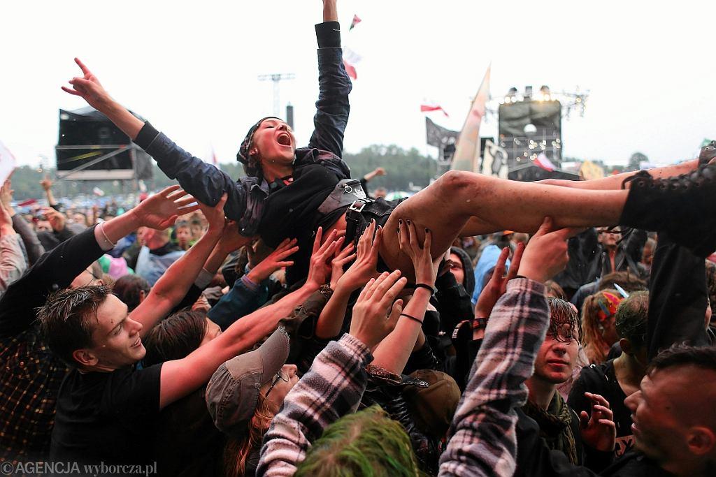 22. Przystanek Woodstock w Kostrzynie nad Odrą (fot. Grzegorz Skowronek/AG)