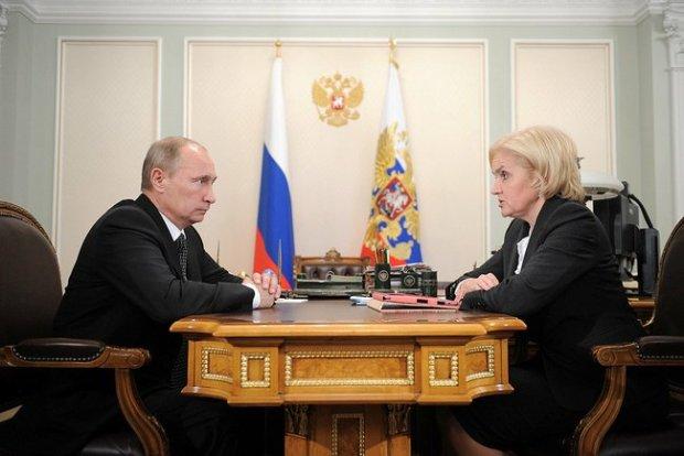 Wicepremier Rosji: Bieda osi�gn�a u nas krytyczny poziom