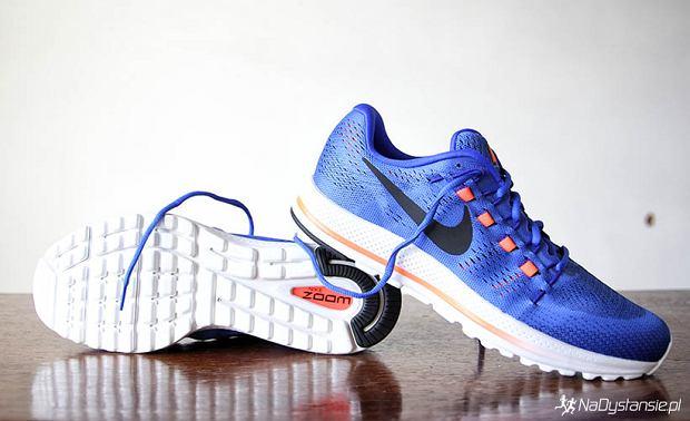 test butów do biegania, nike bieganie