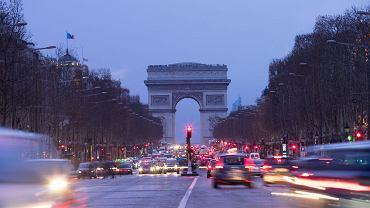 Pola Elizejskie - czyli samo centrum Paryża, jego reprezentacyjna arteria - na jeden dzień w miesiącu będą niedostępne dla samochodów