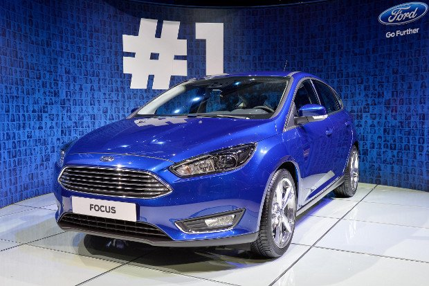 Salon Genewa 2014 | Ford Focus po liftingu
