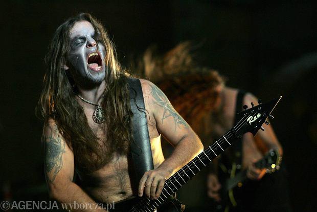 Zespół death metalowy Vader planuje nowy krążek.