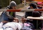 50 os�b prowadzi w Monachium strajk g�odowy: Albo status uchod�cy, albo samob�jstwo