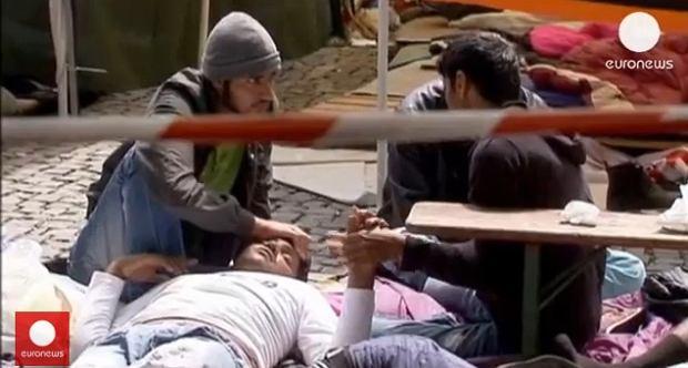 Strajk głodowy w Monachium