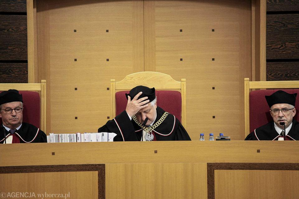 Instytucjonalne unicestwienie Trybunału Konstytucyjnego powoduje, że tracimy instytucję, która powinna mówić do świata zewnętrznego w imieniu polskiej Konstytucji