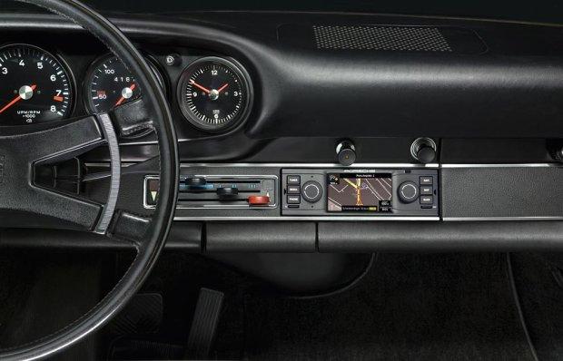 Radio Porsche | Klasyczny klimat z nawigacją
