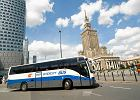 Do Białegostoku PKP puściły autobusy. Jadą krócej niż kolej