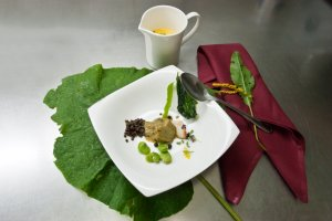Soczewica, kasza i mi�d  oraz mo�dzierz zamiast termomiksu - co jadali pierwsi Piastowie