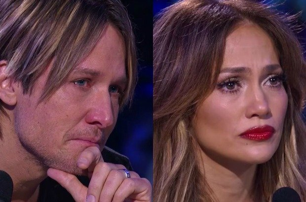 Keith Urban, Jennifer Lopez
