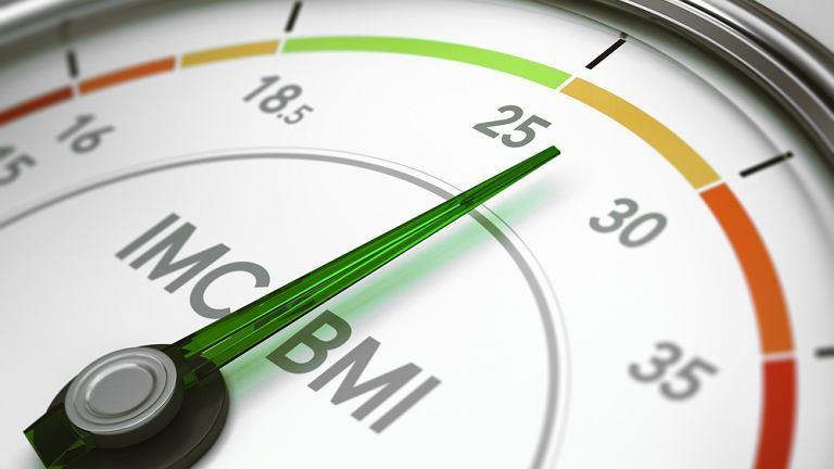 BMI to skrót od słów Body Mass Index, oznaczających dokładnie: wskaźnik masy ciała