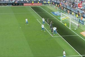 Malaga-Real Madryt 0:2. Gol Benzemy [ELEVEN SPORTS]