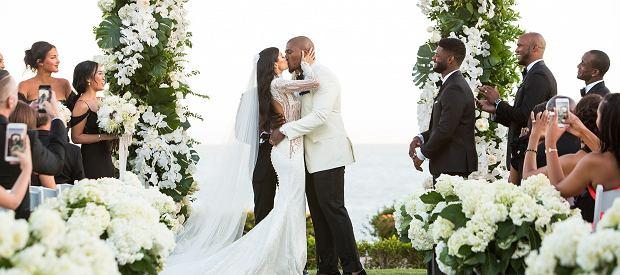 Zdjęcie numer 0 w galerii - Larry English wziął ślub: