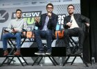 2016 SXSW - Rami Malek, Sam Esmail i Christian Slater