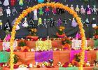 Dia de los Muertos - meksykańskie Święto Zmarłych
