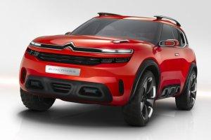 Salon Szanghaj 2015 | Citroen Aircross Concept | Kolejna lekcja designu