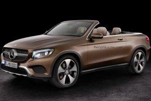 Mercedes GLC Cabriolet | Nowa motoryzacyjna nisza?