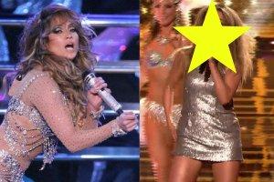 Jennifer Lopez, Katarzyna Zielińska w 'Twoja Twarz Brzmi Znajomo'