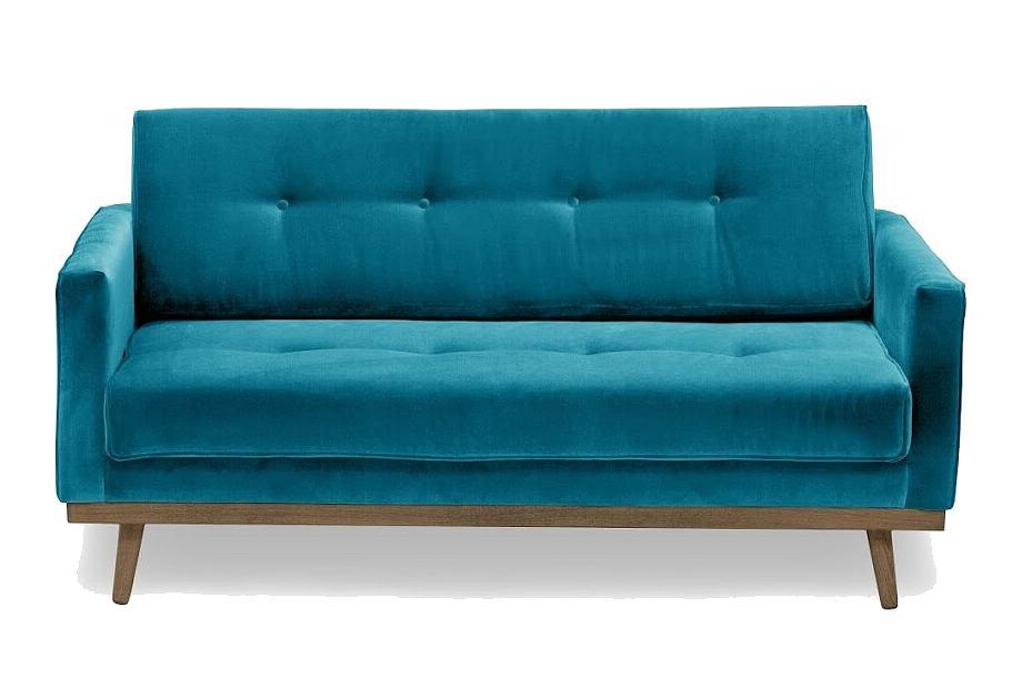 Sofa dwuosobowa to idealne rozwiązanie do małych salonów i kawalerek