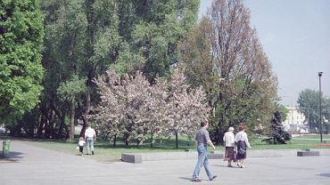 Lato w Warszawie w 1997 roku