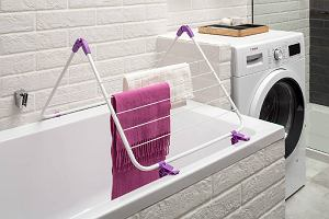 Jak ukryć pralkę w łazience? Dyskretne pranie