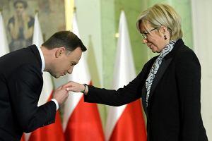 Sędzia Przyłębska prezesem Trybunału Konstytucyjnego sprzecznie z konstytucją? Tak wynika z opinii eksperta PiS