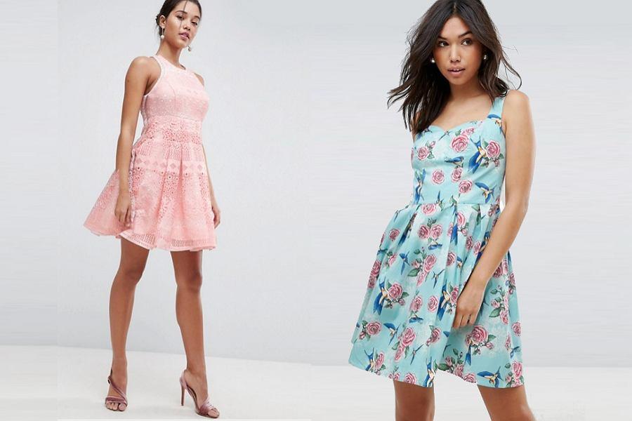 Zalando sukienki letnie
