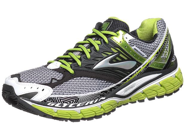 Brooks Glycerin 10 Men - test butów szosowych do biegania