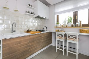 14 sposob�w na nowoczesn� �cian� nad kuchennym blatem