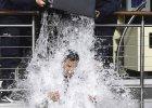 Pierwsza �mier� przez Ice Bucket Challenge? Nastolatek uton�� w jeziorze