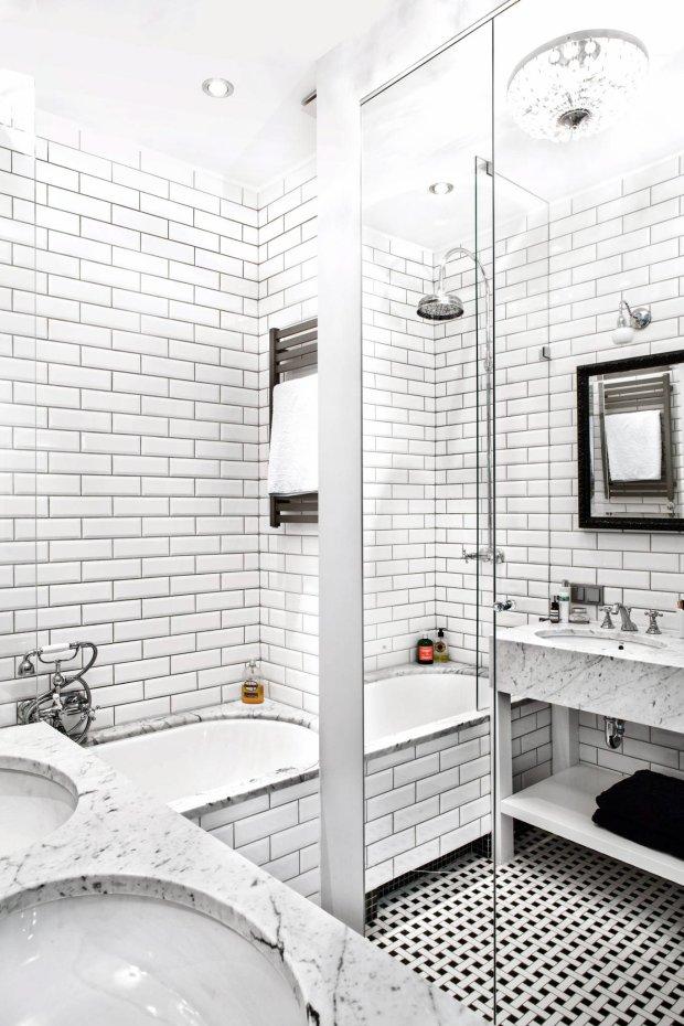 łazienka, wystrój wnętrz, aranżacja łazienki
