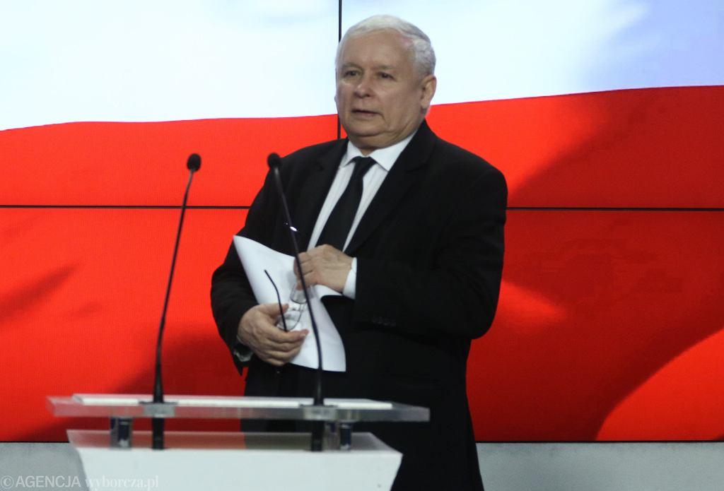 Oświadczenie Prezesa PiS ws. kandydatów partii na prezydentów miast
