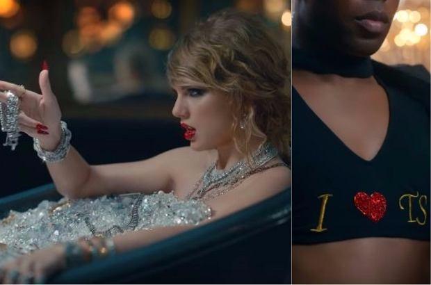"""Teledysk """"Look What You Made Me Do"""" Taylor Swift jest w sieci dopiero od 2 dni a już bije rekordy popularności. Ale czy zauważyliście w nim kilka nawiązań do przeszłości artystki?"""