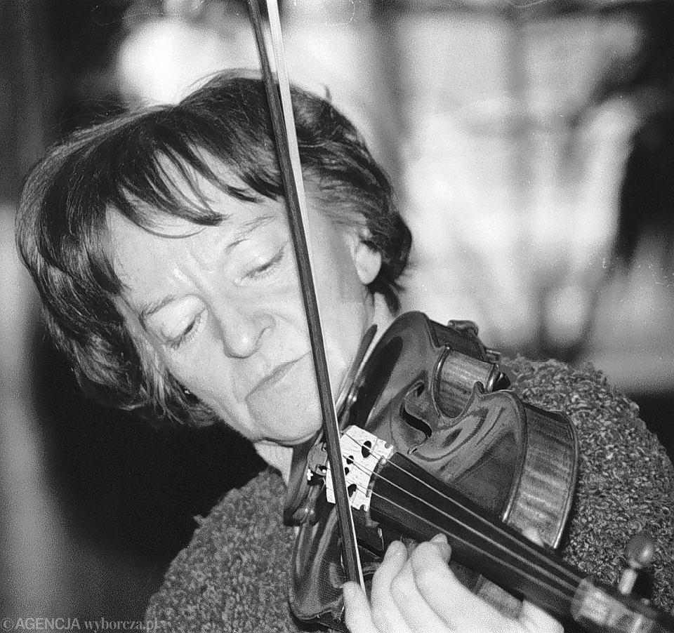 Wanda Wiłkomirska, grudzień 1993